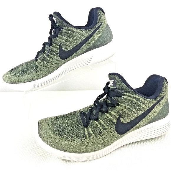 huge discount 4ab5a 5e00a NIKE Men's Lunarepic Low Flyknit Running Shoes 10